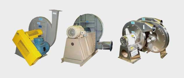High Pressure Blower Fan : High pressure fans daltec process