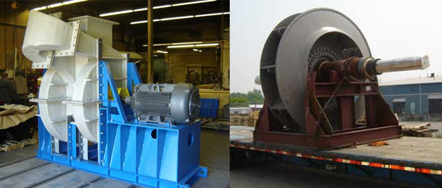 Custom Heavy Duty Fans