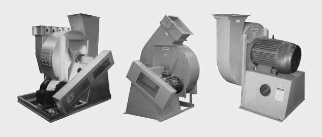 From Industrial Blowers To Heavy Duty Exhaust Fans - Daltec Process Fans